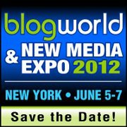 BlogWorld & New Media Expo 2012