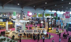 Tourism was on display at FITA 2012