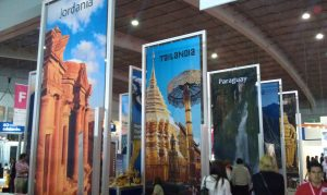 Tourism events from around the world at FITA 2012