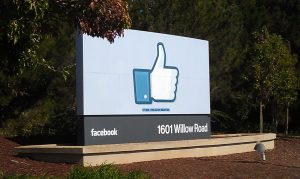 eTourism Summit visit to Facebook